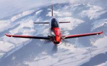 Fin 2015, l'Australie a commandé 49 PC-21 pour l'entrainement de ses forces aériennes