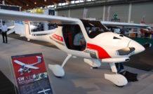 La délivrance par l'EASA (18 avril 2016) de la certification complète CS-LSA du Pipistrel Virus est une des principales annonces du salon Aero 2016.