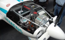 Le moteur électrique Siemens avionné sur l'ULM Fusion de Magnus Aircraft