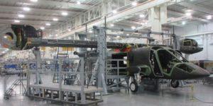 Le V-280 Valor prend forme dans l'usine Bell d'Amarillo, au Texas