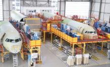 Actuellement, un A320 sort des usines Airbus d'Hambourg toutes 6 heures et demie.