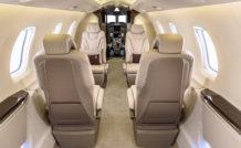 L'aménagement intérieur de la cabine du PC-24 a été confié à Designworks (BMW Group)
