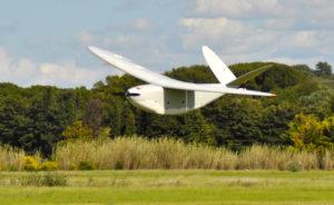 Les constructeurs de drones espèrent que la DGAC leur laissera développer leurs propres dispositifs d'identification de leurs drones et qu'elle n'imposera pas un système unique. © Delair-Tech