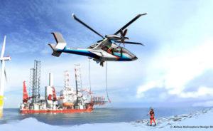 L'hélicoptère hybride pourrait aussi démontrer la viabilité de ce concept susceptible d'introduire une toute nouvelle combinaison entre charge utile, rayon d'action et vitesse.