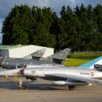 La base aéronavale de Landiviseau tourne la page du Super Etendard