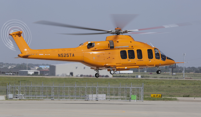 Le Bell 525 Relentless a une masse maximale au décollage de 20.000 livres soit 9.072 kg