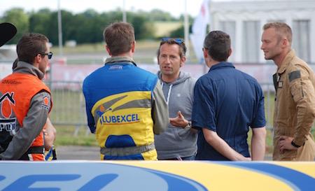 Eric Vazeille a signé un nouveau contrat de 2 ans à la FFA pour continuer à entraîner l'équipe de France de voltige Unlimited