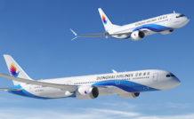 Donghai Airlines commande 25 737 MAX8 et 5 787-9