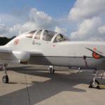 Le Grob G520T Egrett équipé du moteur Pratt&Whitney Canada PT6A-67A a été présenté pour la première fois en public au salon ILA de Berlin 2016