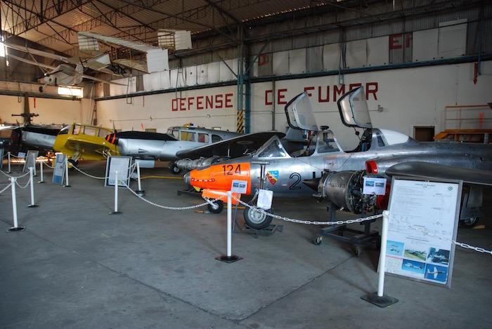 Fouga Magister CM 170, Nord 1101 Ramier, Morane-Saulnier 733 Alcyon