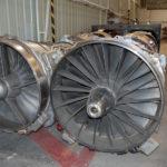 2 Turboréacteurs Rolls-Royce/Snecma Olympus 593 de Concorde