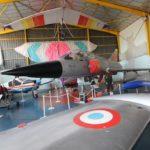 Le Mirage IIIB n°225 du CEV qui fut utilisé pour la mise au point des commandes de vol de Concorde.