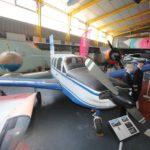 ST60 de la Socata offert en mars 2012 par l'aéroclub de Berre La Fare. Il s'agit du premier des deux appareils construits.