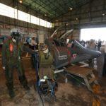 Un hangar accueillait diverses expositions thématiques. Les cabines de SEM exposées auraient très rapidement trouvé preneur si elles avaient été à vendre…
