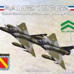 Ramex-Delta, des hommes de combat en meeting