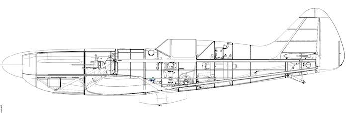 Réplicair est plus connu pour son projet de construction de réplique de Dewoitine D551, en avion de collection (CNRAC).