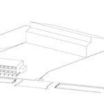 Au premier plan, les bâtiments inaugurés le 9 juillet par Réplicair, au second plan, le projet de hangar s'ouvrant vers la piste et sa toiture photovoltaïque orientée plein Sud.