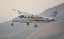 Le Tecnam P2012 est propulsé par deux moteurs Lycoming TEO 540-C1A de 350 ch (hélice tripale Hartzell ou MT) dont la consommation totale devrait être de l'ordre de 114 l/h.