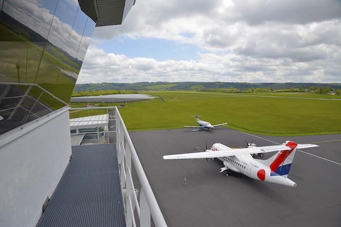 Aurillac Aeroport PK avion