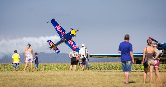 Martin Sonka retrouvera le championnat du monde Red Bull Air Race le week-end prochain. © FAI