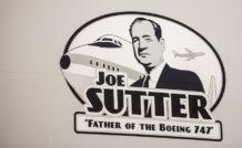 Joe Sutter, 21 mars 1921 - 30 août 2016. © Boeing