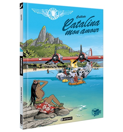Gilles Durance T2 Catalina mon amour