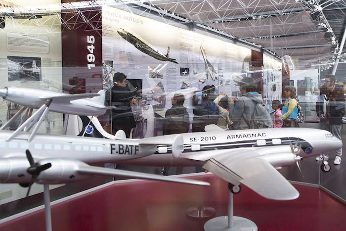 Aéroscopia présente la remarquable collection de maquette d'avions de l'association toulousaine Aérothèque