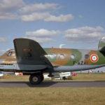 Le Dassault 312 de l'Amicale des Avions Anciens de la Drôme... L'avion par lequel tout a commencé.
