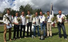 L'équipe de France de vol à voile championne du monde 2016