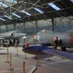 Initialement aux couleurs dela Luftwaffe, ce Fiat G91 arbore désormais les couleurs Italiennes.