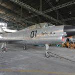 Le Mystère IVN 01 appartient au Musée de l'air et de l'espace mais il est confié en 1995 aux équipes du CAEA qui vont en restaurer l'extérieur.