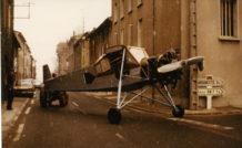 Le Storch, alors Morane 505