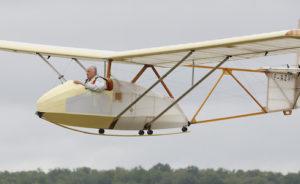 Espace Air Passion (GPPA) a reçu en 2015, le Diplôme « Phoenix » de la Fédération Aéronautique Internationale (FAI), pour la reconstruction sur plan et la mise en état de vol d'un planeur historique de la fin des années 1930 qui n'existait plus : l'AVIA 152. © GPPA