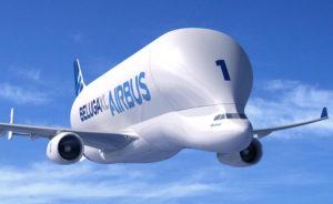 Les cinq A330-700L Beluga XL entreront en service entre mi 2019 et mi-2023. © Airbus