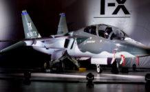 Le T-X doit entrer en service en 2024, en remplacement du T-38. L'US Air Force l'utilisera pour la formation de ses pilotes de chasse et de bombardiers. © Boeing