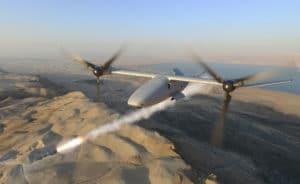 Le convertible V-247 Vigilant de Bell Helicopters pourra être armé de missiles. © Bell Helicopters