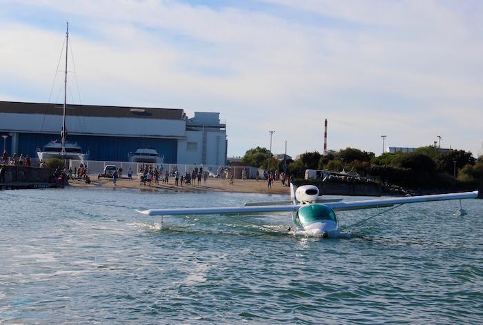 Hydro La Rochelle atelier naval