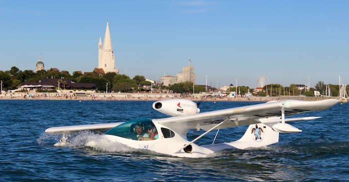 Hydro La Rochelle navigation