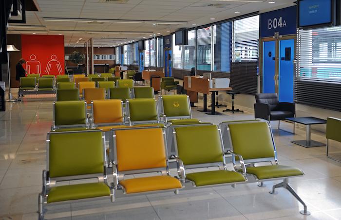 Orly sud - Salon régional © Aéroports de Paris