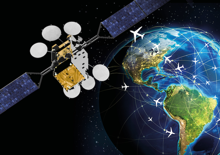 SES: commande un satellite à Thales Alenia Space