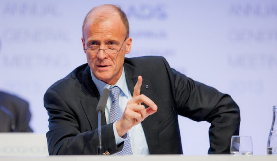 Fusionne avec Airbus, Tom Enders président exécutif — Airbus
