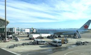 Pour Aéroports de Lyon, la route pour New York passe désormais par Montréal, avec Air Canada. © Gil Roy / Aerobuzz.fr