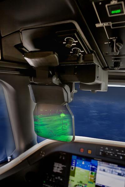 Hud Et Evs Certifi 233 S Sur Les Legacy 450 Et 500 Aerobuzz