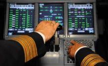 Interfacer avec une machine (ou tout automatisme) est une question de communication et de performance humaine. © Lufthansa
