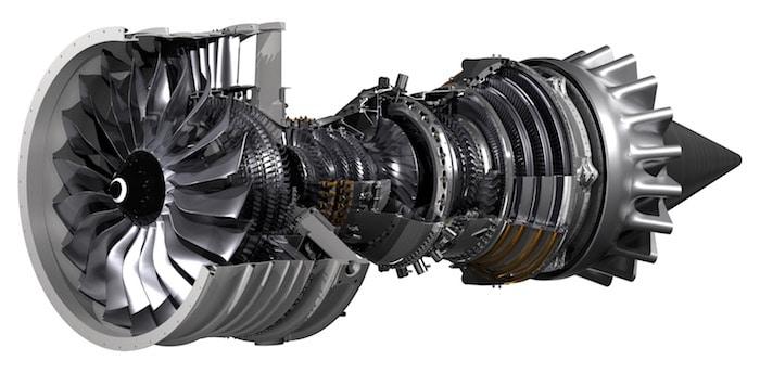 Le moteur Silvercrest totalise plus de 6.000 heures de tests, incluant 600 heures en vol et plus de 170 vols. Les essais se poursuivent. © Antonio Gomez / Safran