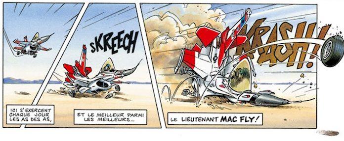 BD Lieutenant McFly