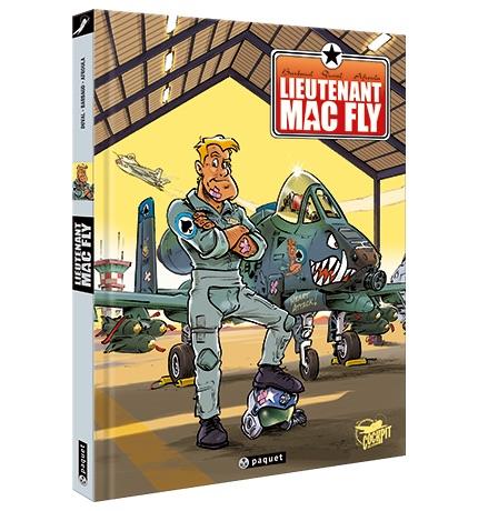 Lieutenant MC Fly couv