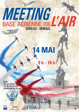 Meeting de l'Air à Bordeaux @ BA 106 / Aéroport de Bordeaux Mérignac | Mérignac | Nouvelle-Aquitaine | France