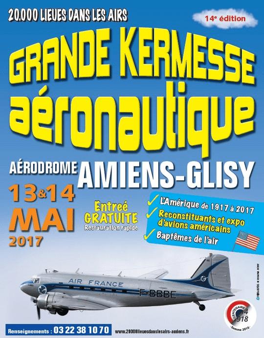 20 000 lieues dans les airs @ Aérodrome Amiens Glisy | Glisy | Hauts-de-France | France