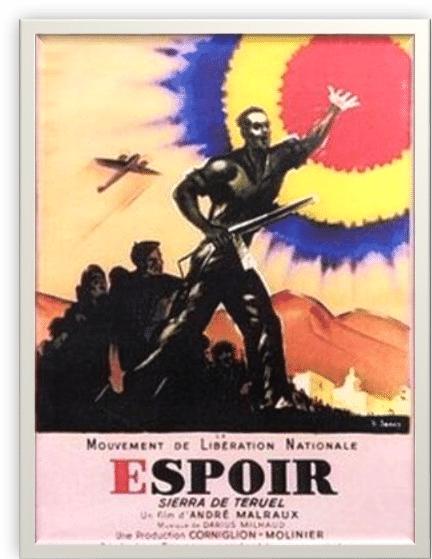 Rencontre : André Malraux et la Guerre Civile Espagnole @ l'Oiseau Blanc | Paris | Île-de-France | France